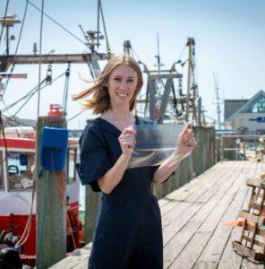 Marinatex : Bioplastik Berbahan Kulit Dan Sisik Ikan